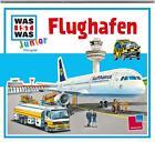 Flughafen, Audio-CD. Was ist was Junior Folge 7 von Friederike Wilhelmi (2009)