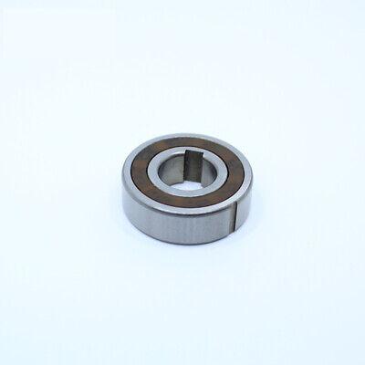 New 1pcs CSK15PP 15*35*11mm One way Dual keyway Bearing