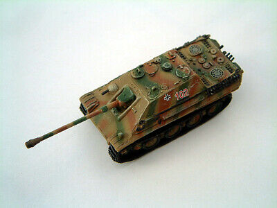 de Agostini 1//72 Sd.Kfz.173 Jagdpanther Luxembourg 1944  in originaler Box
