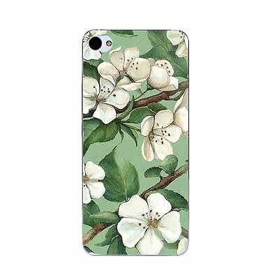 Cases For Meizu U10 Soft TPU Silicone Skins Protective Back Covers Flowers