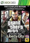 Grand Theft Auto IV -- The Complete Edition (Microsoft Xbox 360, 2010)