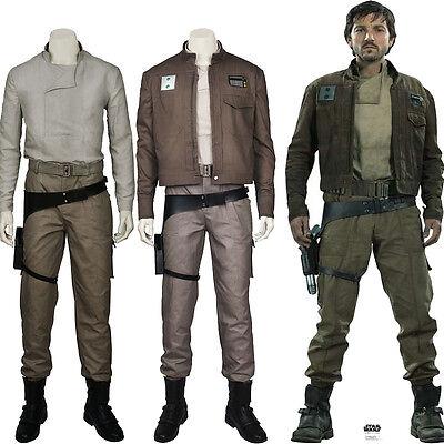 Original Rogue One:A Star Wars Story Cassian Andor Cosplay Costume Customize