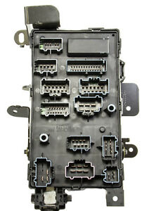 oem new 2002 2003 ford super duty excursion smart junction fuse box econoline fuse box image is loading oem new 2002 2003 ford super duty excursion