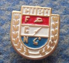 CUBA SWIMMING WATER POLO DIVING FEDERATION 1970's PIN BADGE