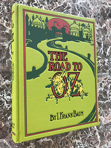 The Road to Oz,and MAP~BEST Facsimile of 1909 First Edition~ L.Frank Baum