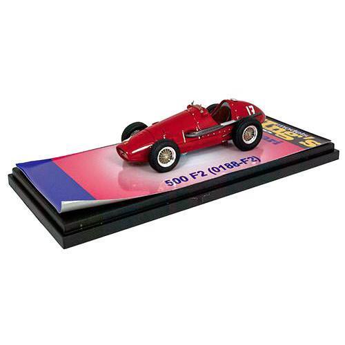 Kings Modelos 1 43 1954 Ferrari 500 F2 segunda Copa Goodwood ganador Reg Parnell