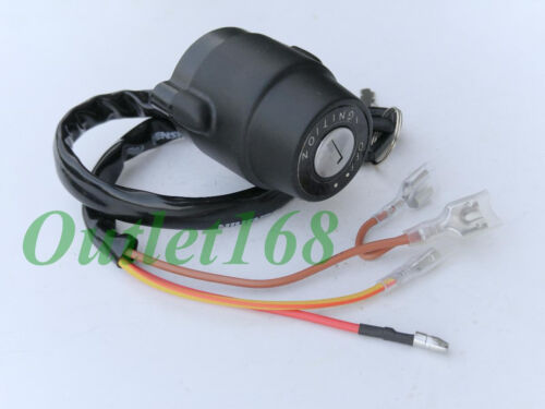 1H7-82508-10 Yamaha 125 RD RD125 DX RD125DX Cafe Racer Main Ignition Switch Sub
