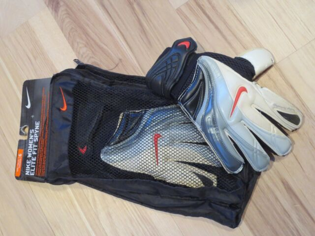 Buy Nike Women s Elite Fit Spyne Goalkeeper Gloves Size 6 online  68b1df000c
