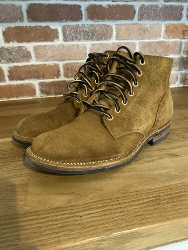 Viberg x Lost & Found Sand Nubuck Roughout Service