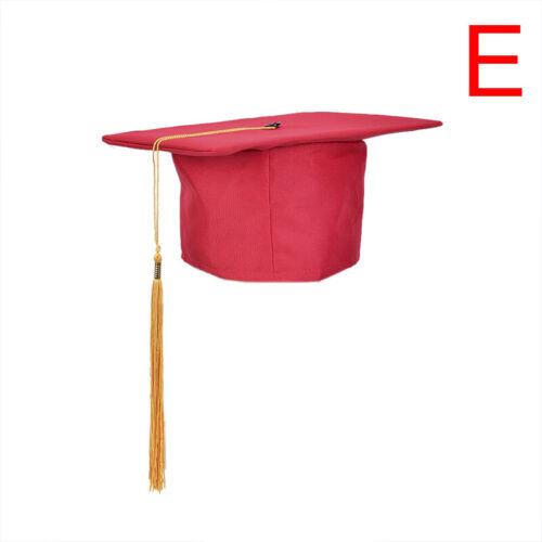Akademische Abschluss-Doktorhut-Hut-Kappe mit Quaste zusätzlichen Partei-Ge C/_W