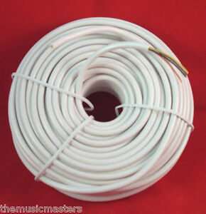 100' ft Alarm Telephone Modular Jack Installation Wire Cable 4 Conductor VWLTW