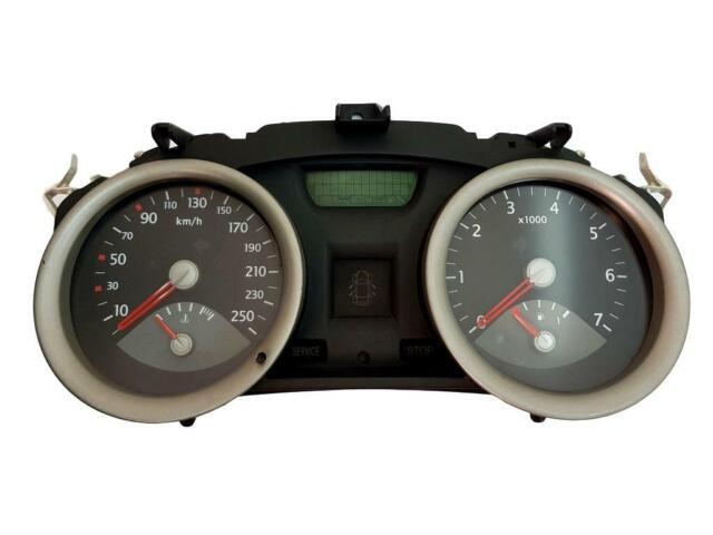 Velocímetro/Instrumentos Y Relojes  Renault Megane 2 8200306538 A 8966