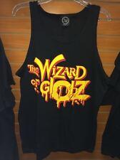 2 iLL CLOTHING WIZARD OF GLOBZ TANK TOP WAX VAPE DABS MARIJUANA T SHIRT 420 WAX