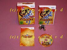 Wii _ GORMITI il sovrano della natura! + EXCL. GORMITI-Personaggio _ OTTIME CONDIZIONI