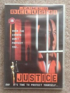 Justice DVD Action Thriller James Belushi It039s Time To Protect Yourself - Colchester, United Kingdom - Justice DVD Action Thriller James Belushi It039s Time To Protect Yourself - Colchester, United Kingdom
