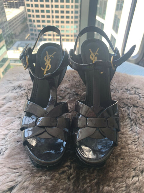 ysl shoes used
