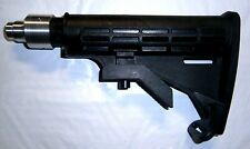 Complete Rear Stock w/ Power adjusting Adapter for Crosman 2240 2250 2300 2400