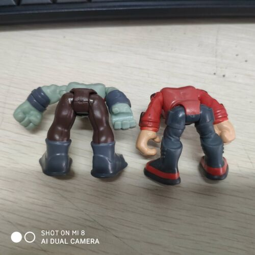 Playskool Heroes Marvel Super Hero Adventures STAR-LORD /& DRAX Action Figures
