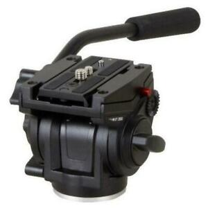 PRO-Video-Fluid-Tripod-Ball-Head-501PL-Quick-Release-Plate-for-Manfrotto-Camera