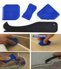 4pcs Silicone Sealant Spreader Spatula Scraper Cement Caulk Removal Tool Craft