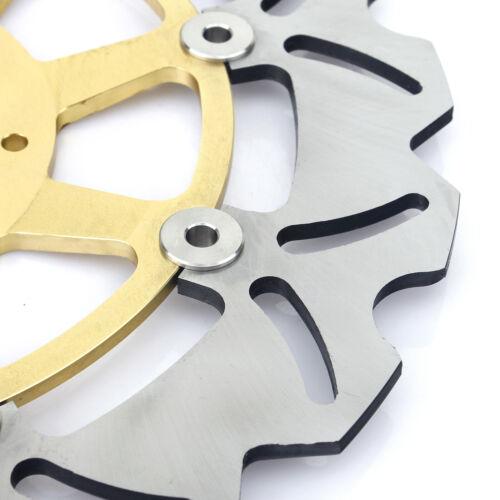 Discos de freno delantero para Honda Fireblade CBR929RR 00-02 CBR954RR CBR954RR