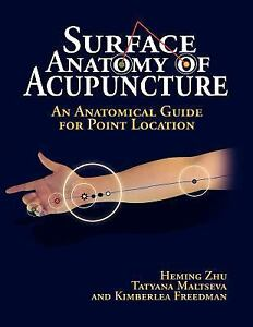 Details about Surface Anatomy of Acupuncture : An Anatomical Guide for  Point Location, Pape