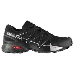 Schuhe Salomon Speedcross Vario 2 W Schwarz Damenschuhe