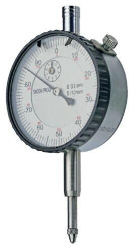 Hub 10 mm NEU OVP Auflösung 1//100mm Genauigkeit 17 µm Meßuhr
