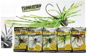 Rapture-Tugsten-Rubber-Finesse-Micro-JIG-1-16oz-1-75gr-CHARTREUSE-PEPPER