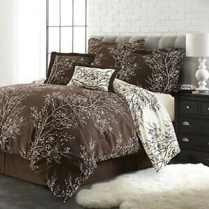 Image Is Loading New Bedding Set Tree Branch Duvet Cover Bed