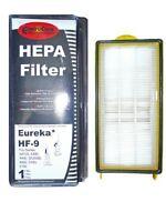 (1) 60285 Eureka Hf9 Hepa Pleated Vacuum Filter, Bagless Cyclonic, Heavy Duty Up
