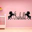 Caballo Personalizado Decoración De Pared Arte Pegatina Dormitorio