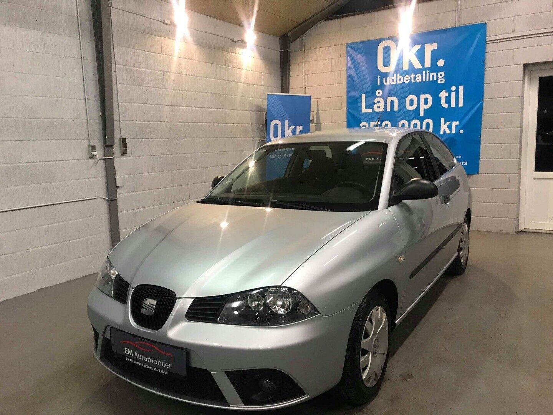 Seat Ibiza 1,4 16V 100 3d