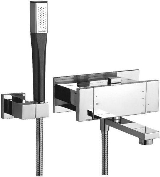 Damixa Tipo G Baño Termostático montado en la parojo Mezclador de ducha en Chrome-TB190241