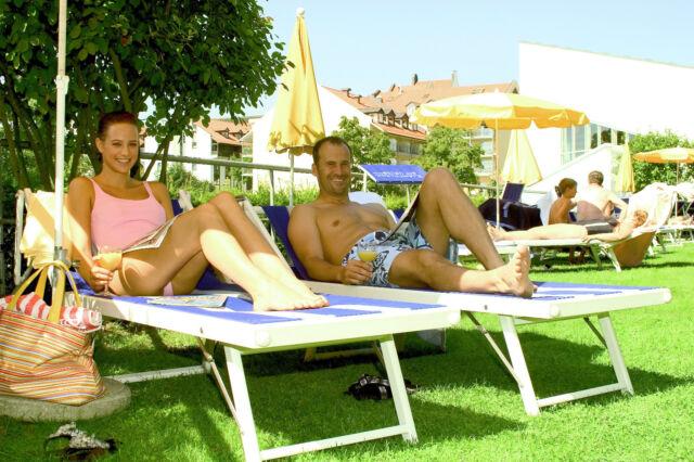 5 Übernachtungen im Appartement für 2 Pers.,  Wohlfühltherme Bad Griesbach