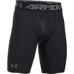 Pantalones Heatgear Cortos Black 001 Compresión Under Larga 2 1289568 Armour 0 RPnw6pq