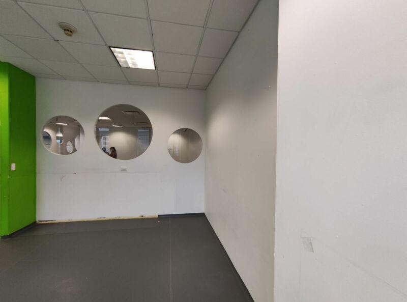 Renta - Oficina -Opción Santa Fe III - 684m2 - Mezanine
