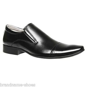 MENS-JULIUS-MARLOW-JM33-JM-CORY-33-CORY-BLACK-FORMAL-CASUAL-SLIP-ON-DRESS-SHOES