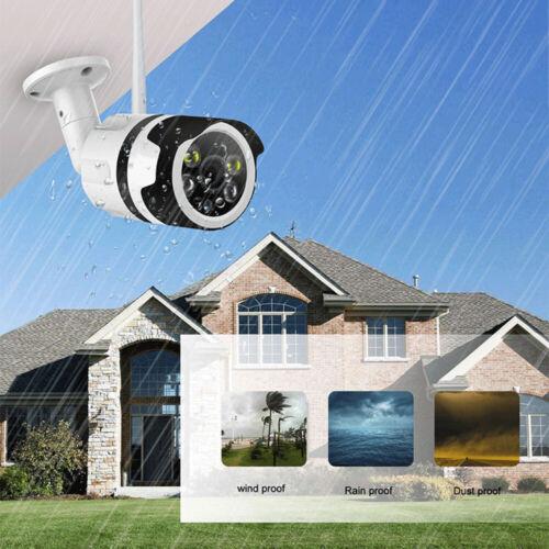 Wireless WIFI IP Camera HD 1080P Network Cam CCTV In Outdoor Security IR Night S
