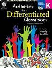 Activities for a Differentiated Classroom Level K by Wendy Conklin (Mixed media product, 2011)