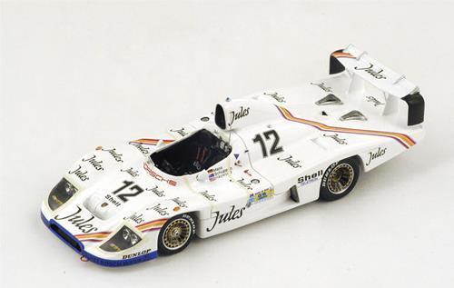 Porsche 936 81 N.12 12Th Lm 1981 Mass-Schuppan-Haywood 1 43 Spark S4433