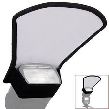 Reflector Flash diffuser softbox silver/white for Canon 600EX 580EX II 430EX II