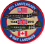 Operation-Overlord-75th-Anniversary-D-Day-Landings-Commemorative-Patch thumbnail 1
