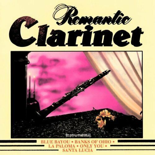 Henry Arland Romantic clarinet (1995)  [CD]