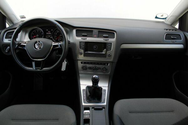 VW Golf VII 1,4 TSi 122 Comfortl. Vari. BMT billede 6