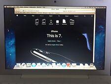 """Apple MacBook 13"""" 2.1 2006 1.83GHz, 2GB RAM 160GB HDD MAC OSX 10.7.5 BT WiFi"""