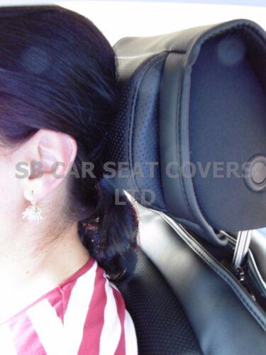 I Autositzbezüge passend für Chevrolet Cruze Fließheck YS01 Recaro Sport,