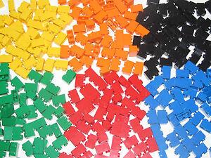 Lego-Construction-Lot-x50-Briques-1x2-Bricks-Choose-Color-ref-3004