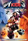Spy Kids 3 Game Over 0031398135951 With Matt O'leary DVD Region 1