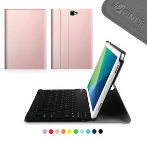 separation shoes 928ef feba4 Details about For Samsung Galaxy Tab A 10.1 S Pen SM-P580 Bluetooth  Keyboard Case Stand Cover